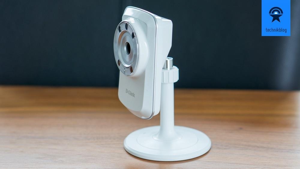 D-Link DCS-933L Cloud Camera-1