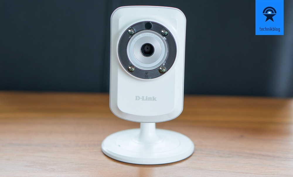 D-Link DCS-933L Cloud Camera