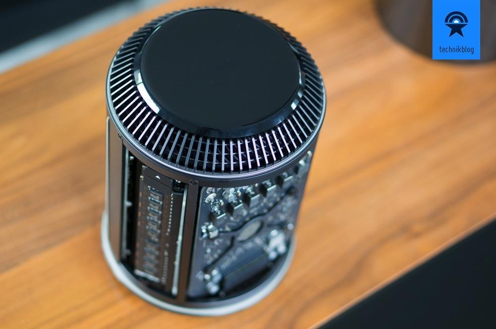Mac Pro - Liebe zum Detail