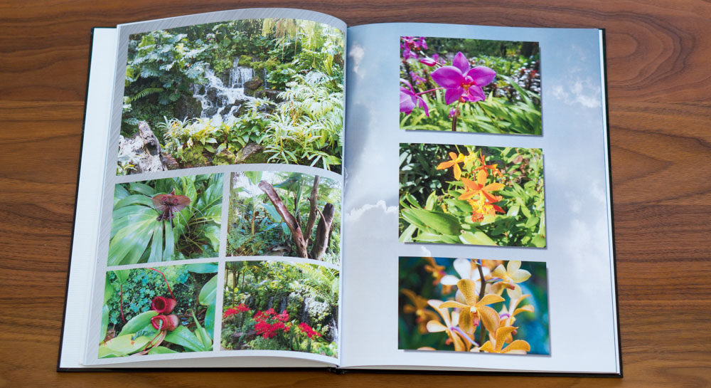 Fuji - Hintergründe und Bilder-Rahmen