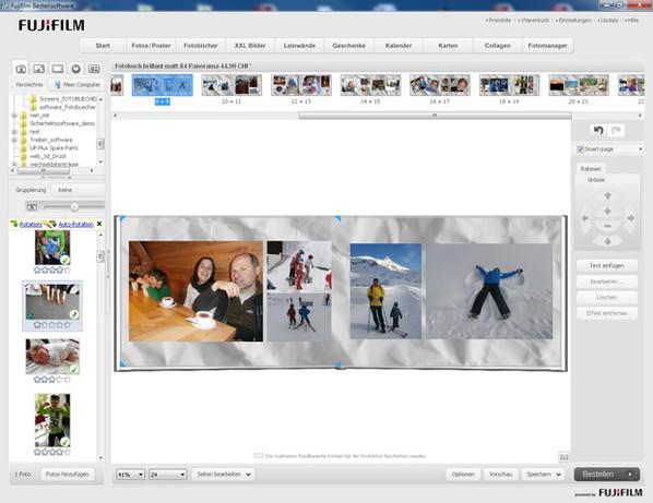 Fuji Fotobuch Software