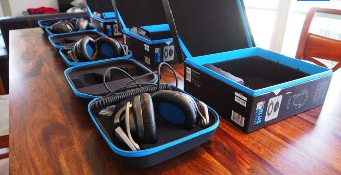 Sennheiser HD6 MIX, HD7 DJ und HD8 DJ