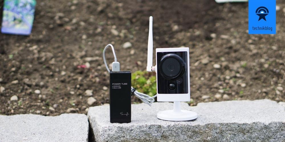 D-Link Webcam kabellos betreiben -DCS-2332L