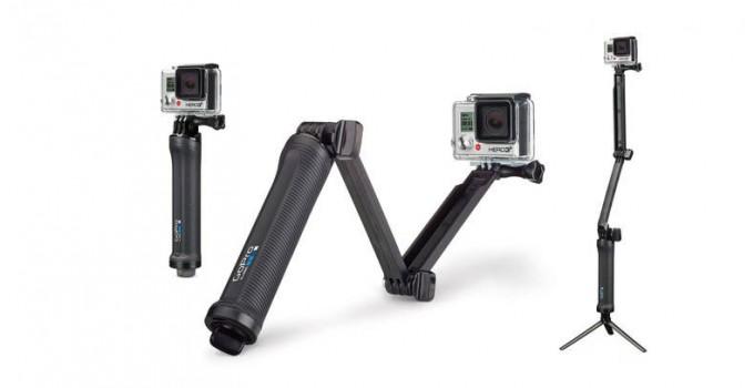 GoPro 3-Wege-Halterung