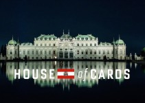 Vienna in the style of House of Cards