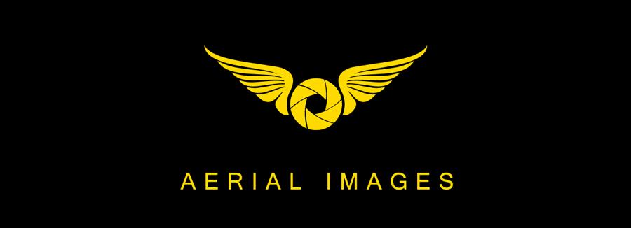 """Gewinner-Logo von Designer """"HairySnake"""" für Aerial Images."""