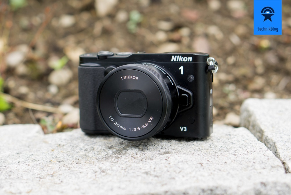 Nikon 1 V3 ausprobiert