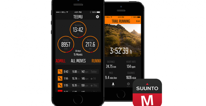 Suunto Movescount App