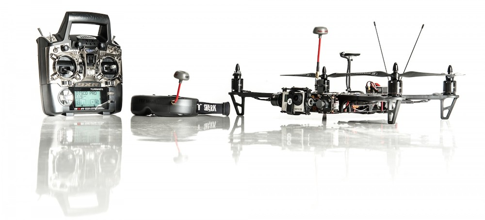 Discovery Pro von Dronefactory: Ready to fly