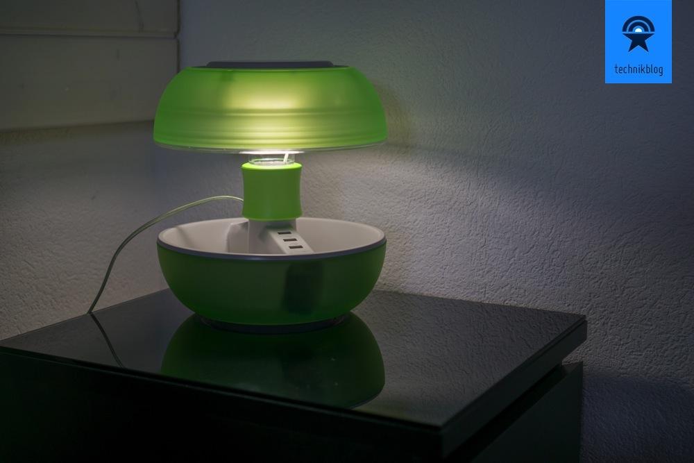 JOYO Tischlampe mit USB-Ports-1
