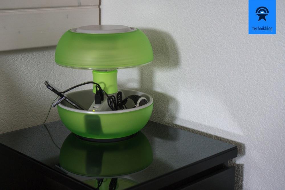 JOYO Tischlampe mit USB-Ports