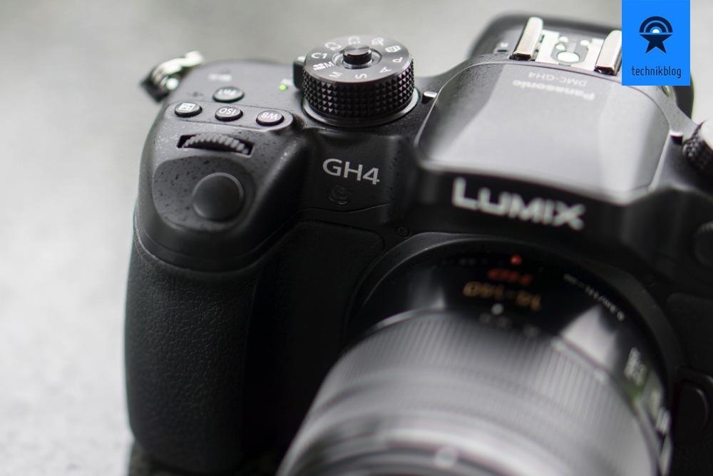 Panasonic Lumix DMC-GH4 Testbericht