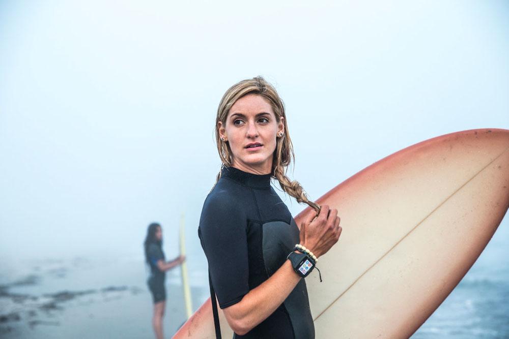 Timex Ironman One GPS+ beim Surfen