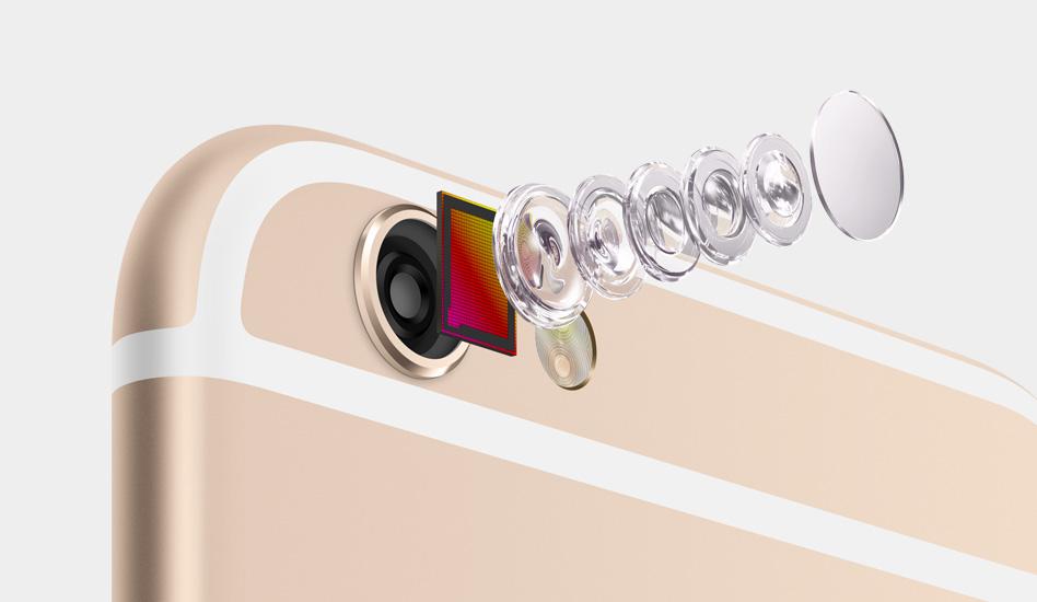 Apple iPhone 6 Kamera