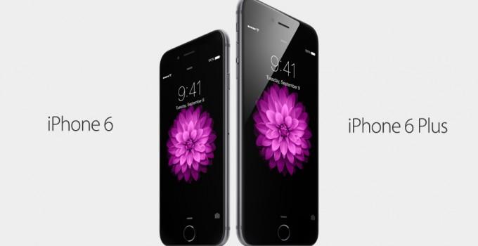 Apple iPhone 6 und iPhone 6 Plus