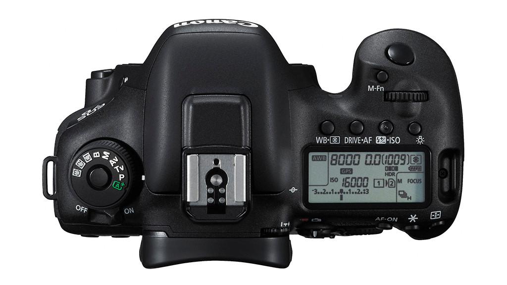 Die Canon EOS 7D Mark II ziert ein neues Gehäuse