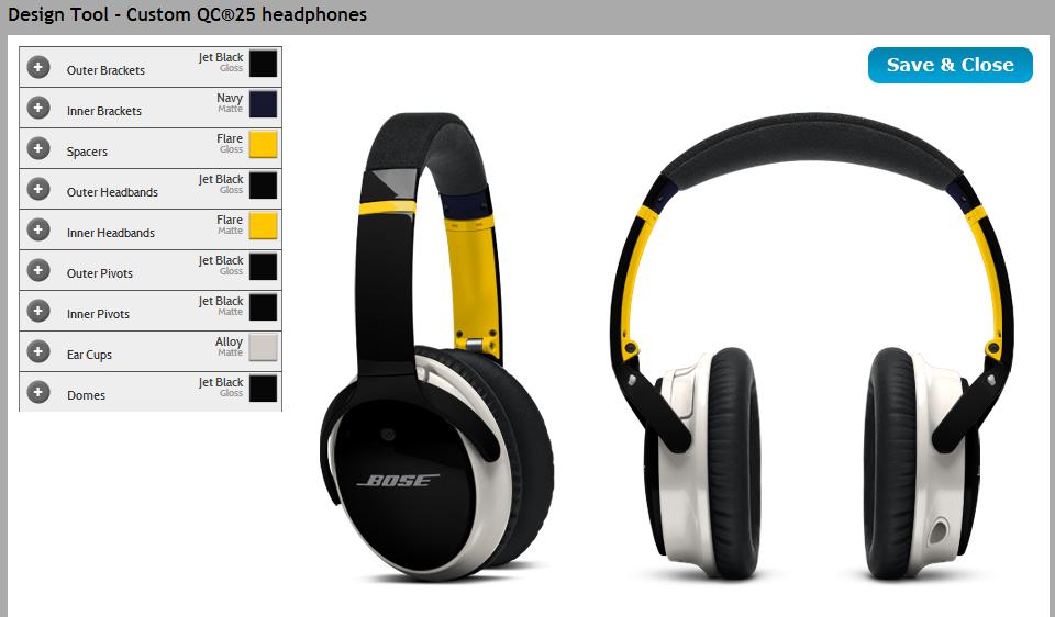 Mein eigenes QC25 Design