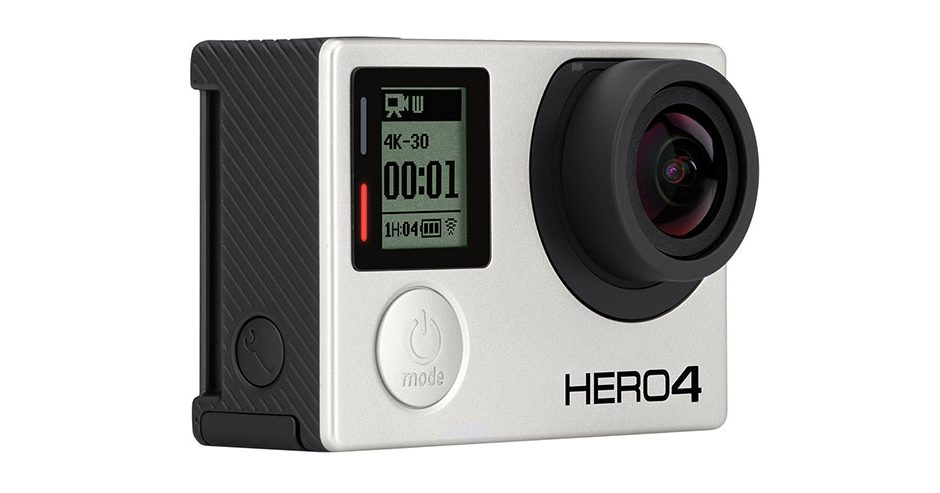 GoPro Hero4 Black Edition - Leak