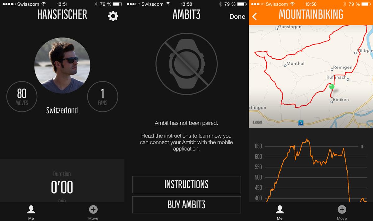 Suunto Movescount App 2.0