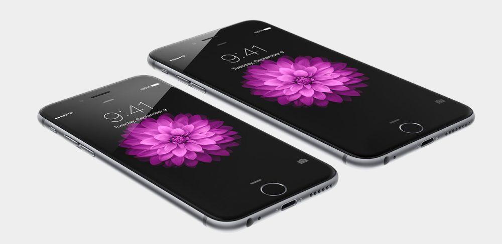 iPhone 6 Modelle
