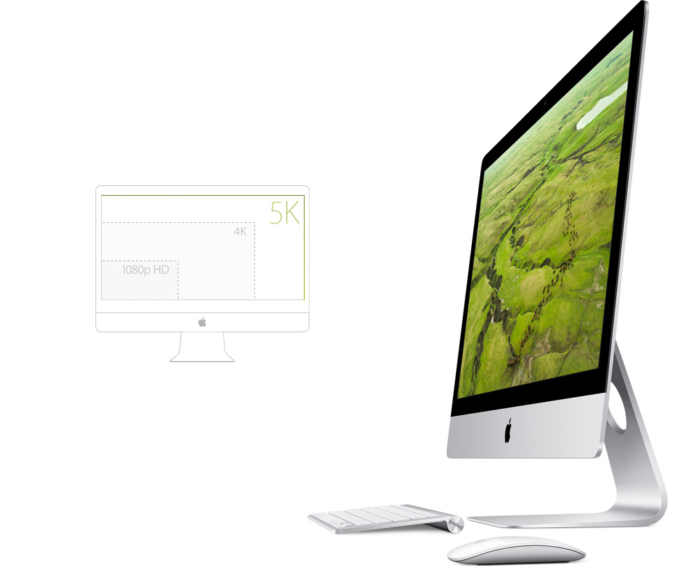 Apple iMac Retina 5K Display
