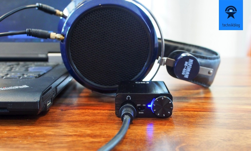 Fiio E10K - externe USB Soundkarte