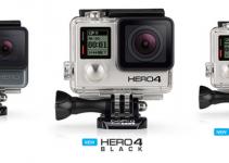 GoPro Hero4 Modelle