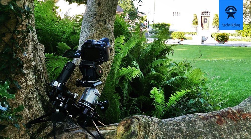 Samsung NX-30 mit S Lens 16-35mm
