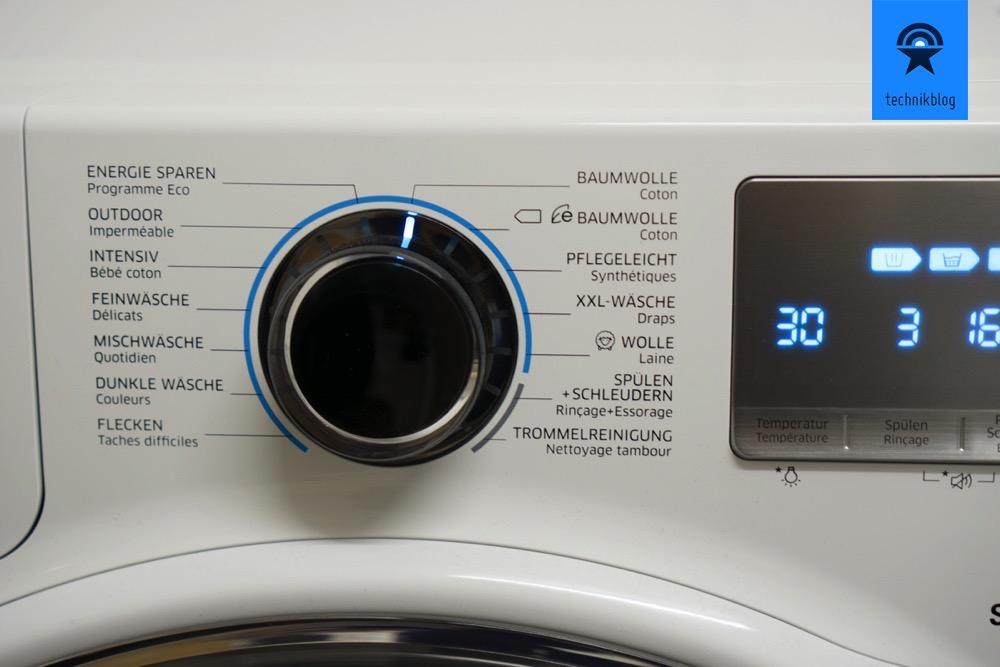 samsung waschmaschine ausprobiert waschen mit stil. Black Bedroom Furniture Sets. Home Design Ideas