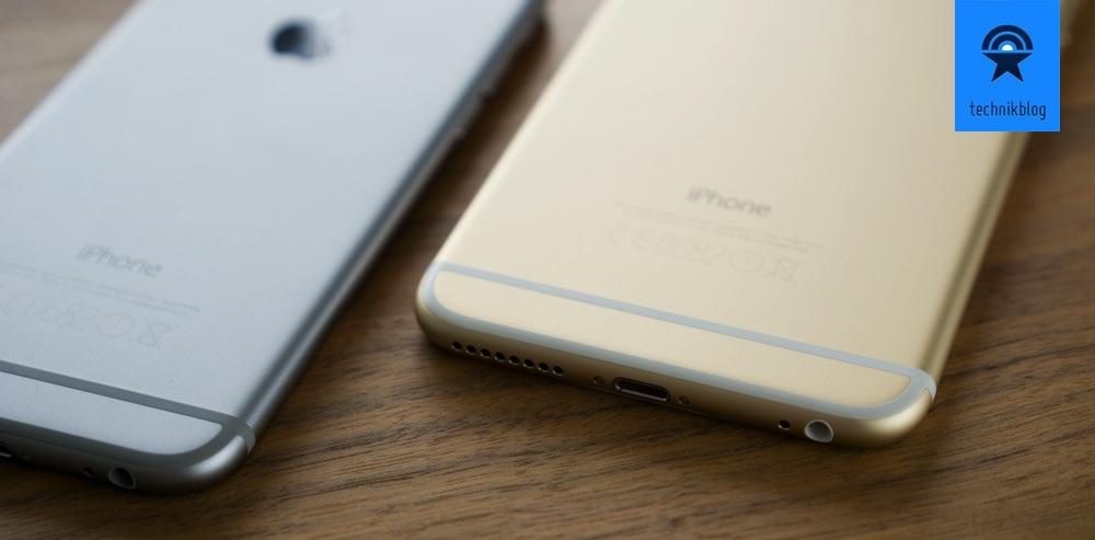 Das Design des iPhone 6 gefällt mir sehr gut.