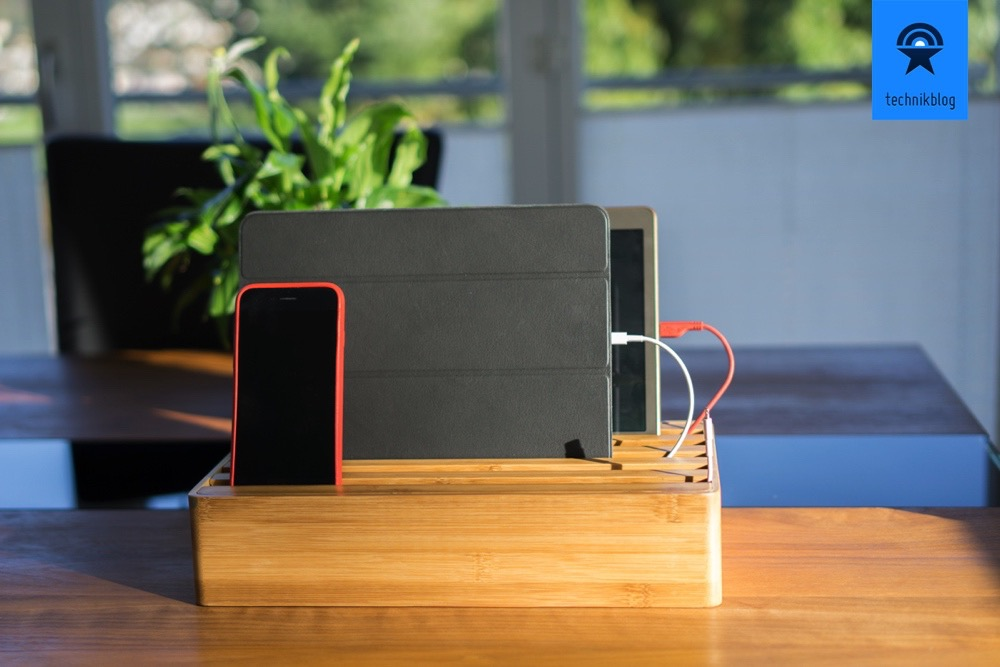 All-Dock Charge-Station Large