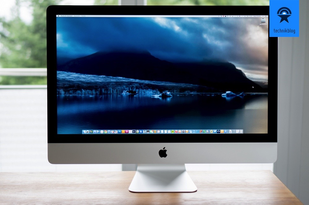 Apple iMac mit Retina 5K Display