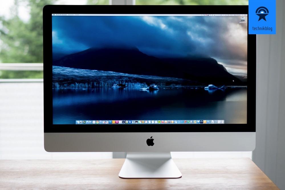 Apple iMac mit Retina 5K Display