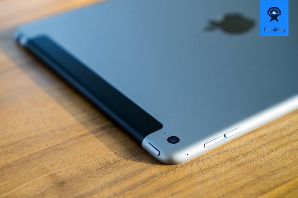 Apple iPad Air 2 mit der neuen 8MP Kamera.