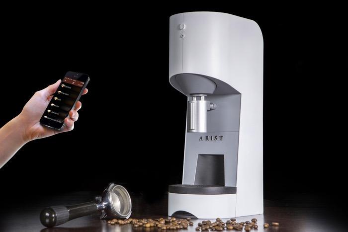 Arist - Smarte Kaffemaschine