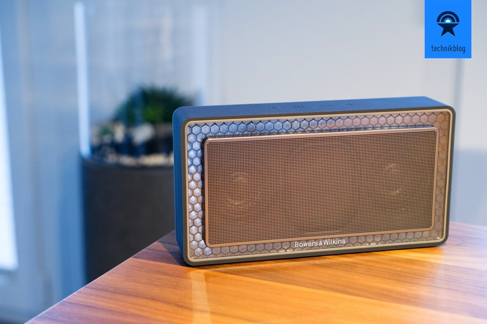 Bowers & Wilkins Bluetooth-Lautsprecher T7
