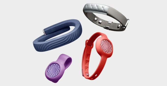 Jawbone Up Move und Jawbone UP3