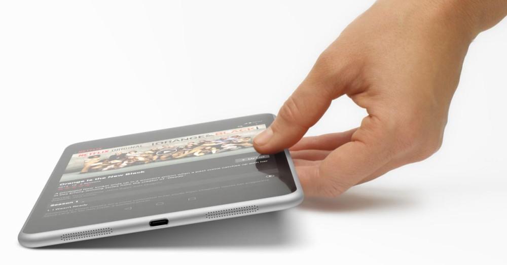 Das Nokia N1 ähnelt dem Apple iPad