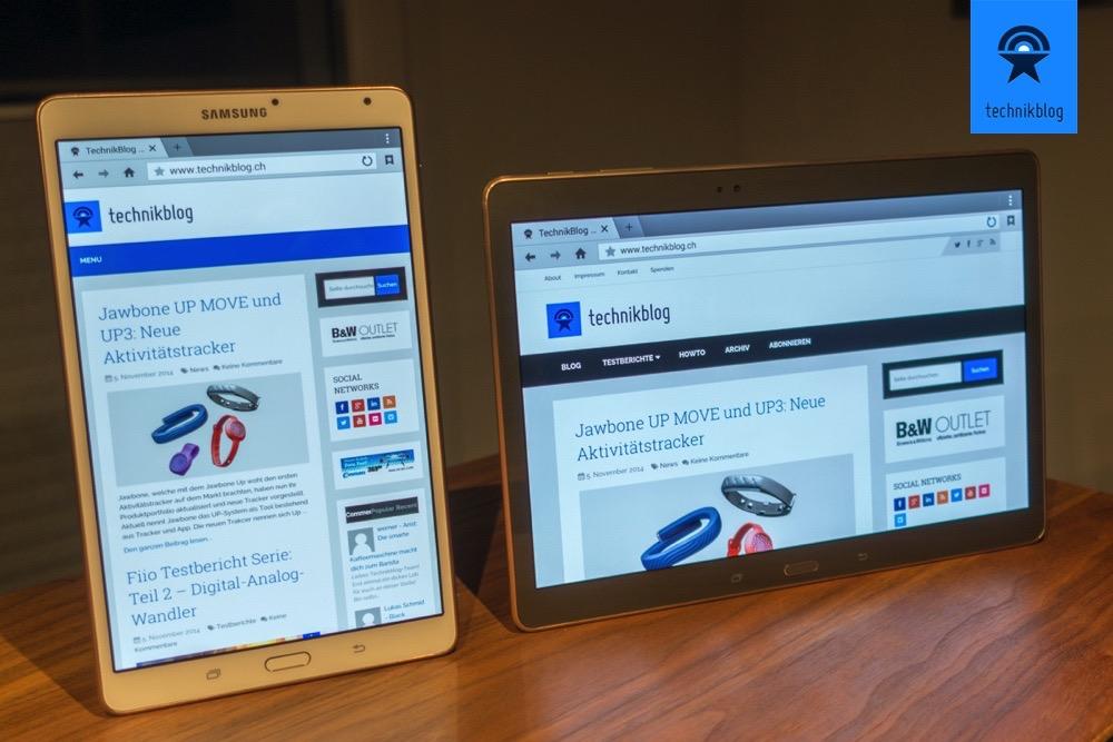 Samsung Galaxy Tab S Testbericht