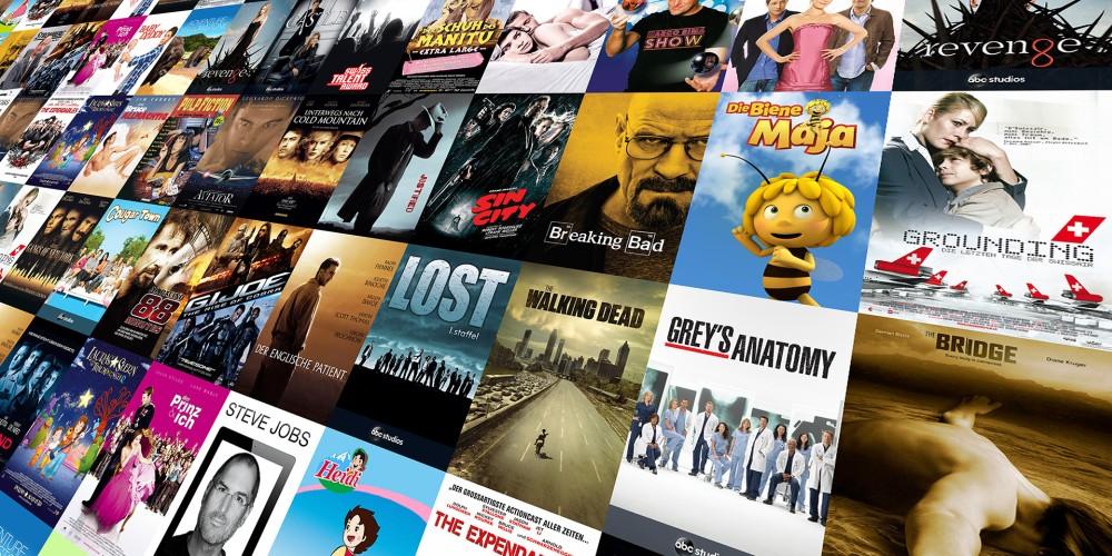 Teleclub Play soll bis Ende Jahr 7000 Titel im Angebot haben