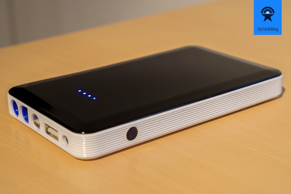 Autostarthilfe 8000mAh Smartphone-PowerBank
