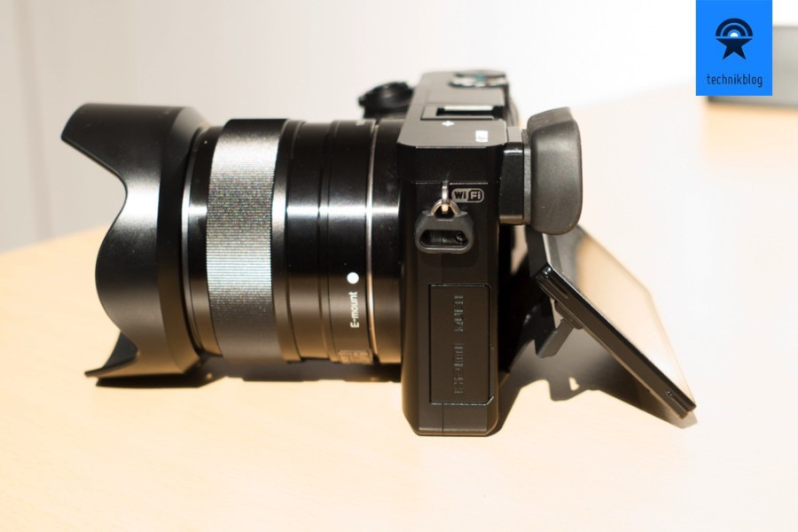 Kompakte Systemkamera, Sony Alpha 6000