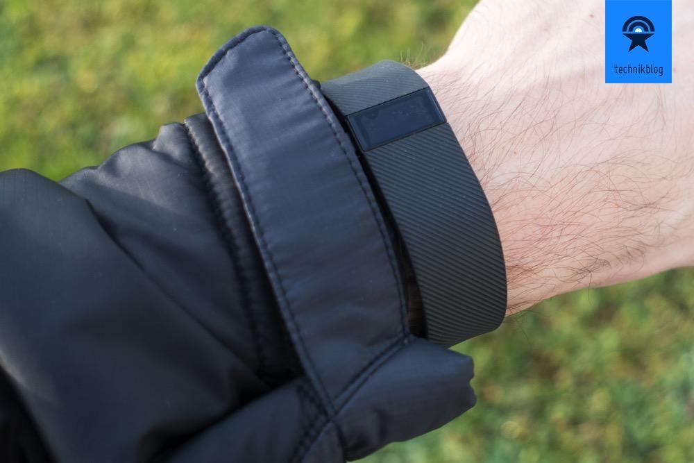 Fitbit Aktivitätstracker Charge Hr App : Fitbit charge hr im test gannikus
