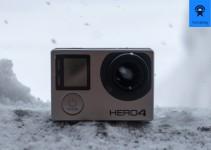 GoPro Hero4 Black Test