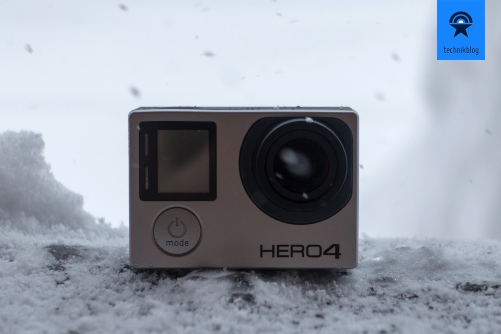 GoPro Hero4 Black Test