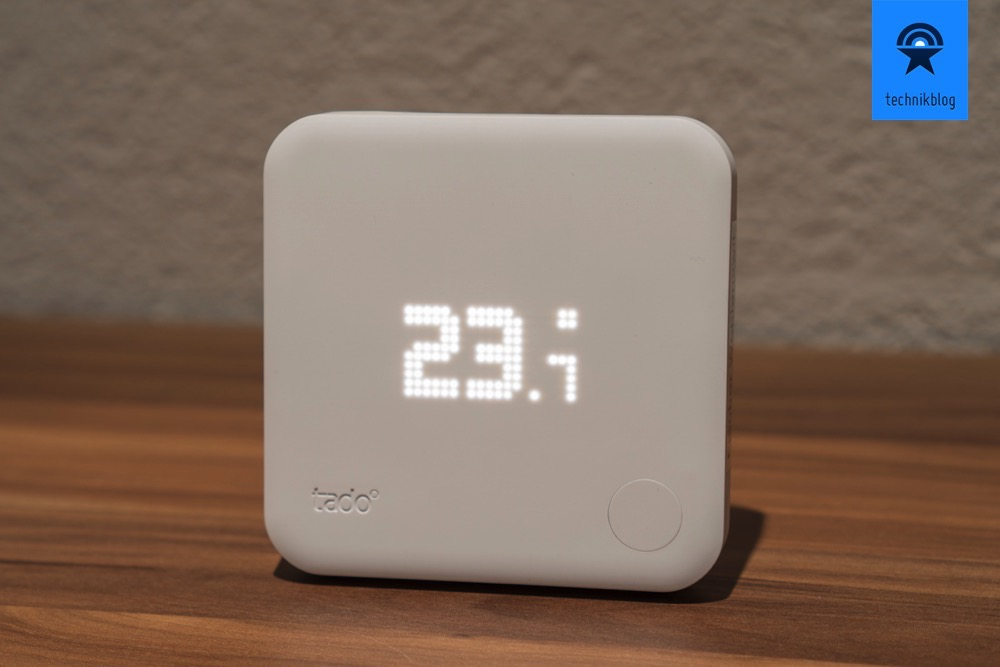 Tado - smartes Thermostat im Test - Technikblog