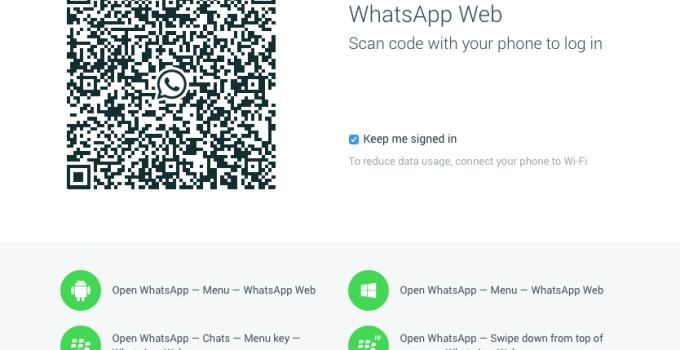 Whatsapp Chrome