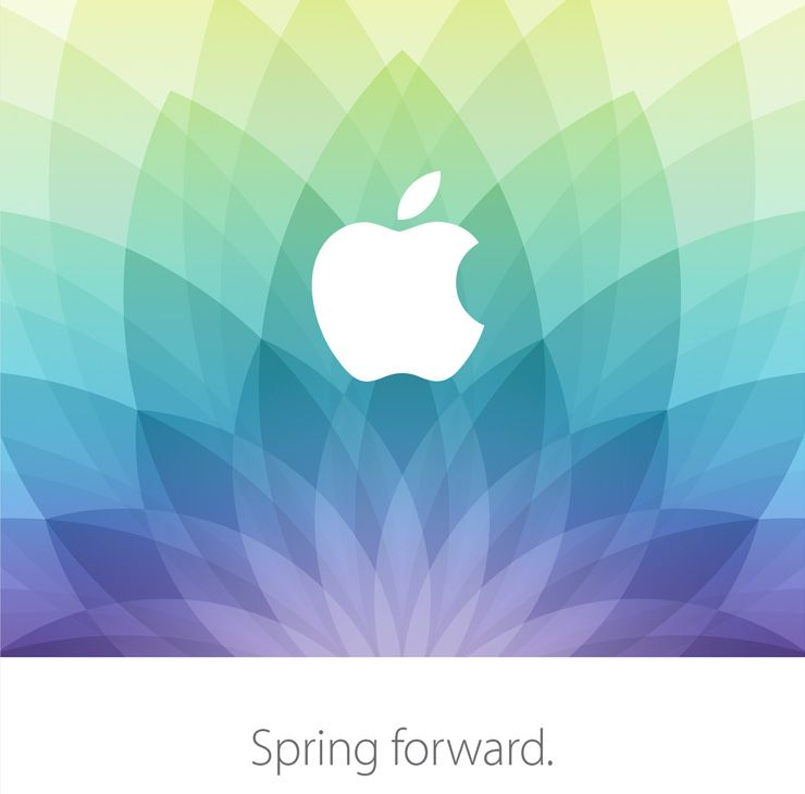 Apple Event März 2015