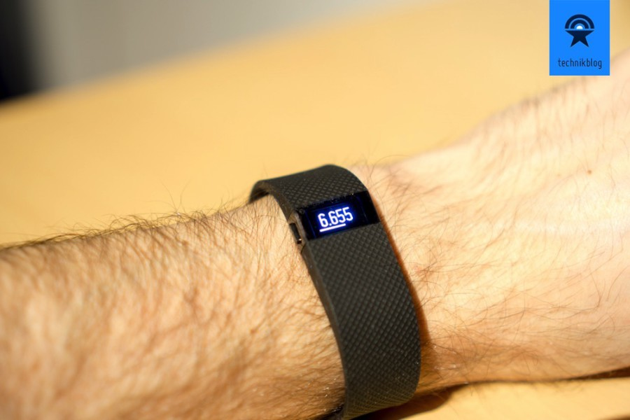 Fitbit Charge HR im Test