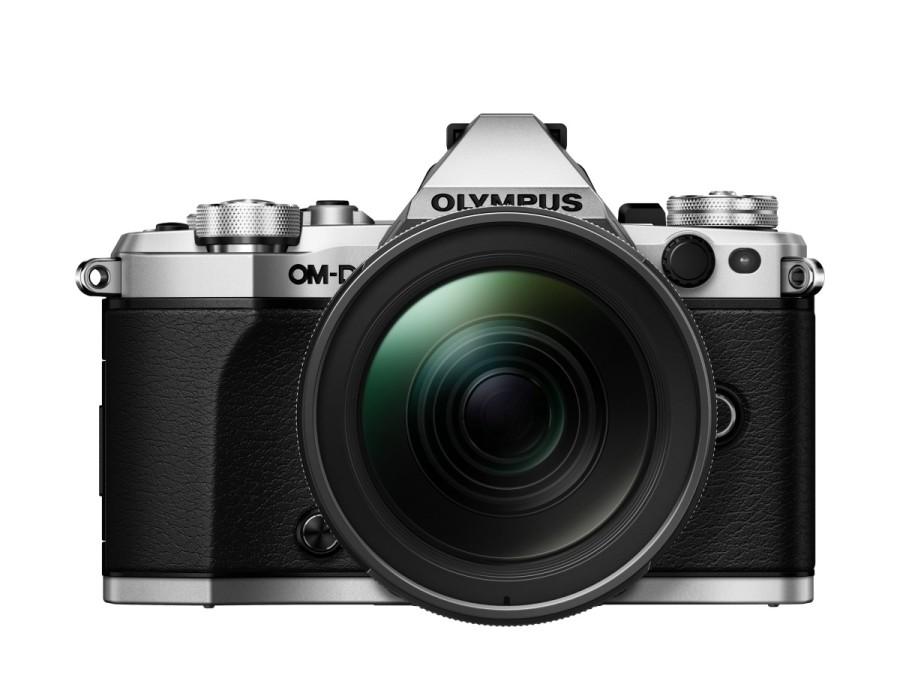 Olympus  OM-D E-M5 Mark II silver